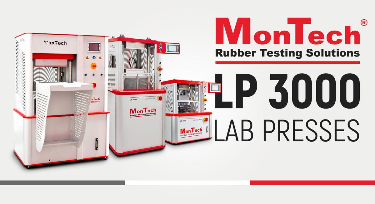 LP 3000 Lab Presses